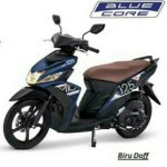 Photo Studio Yamaha Mio 125 SSS-AKS 2017, Ada 6 Pilihan Warna Sob!