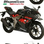Photo Studio Suzuki GSX-R150, Ada 5 Pilihan Warna Sob!