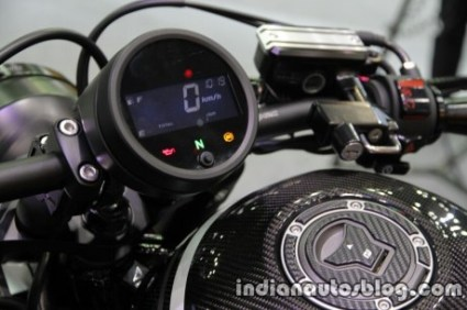 Speedometer Honda Rebel