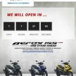 9 Januari 2017 YIMM Buka Indent Yamaha Aerox 155, Patut Kita Tunggu Harganya Nih…