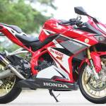 Honda CBR250RR Jungkalkan Ninja 250R Dan Yamaha R25 [AISI Desember 2016]