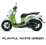 honda-scoopy-2017-white-green