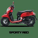 8 Pilihan Warna All New Honda Scoopy Terbaru 2017, Dikemas Keren dan Menarik!