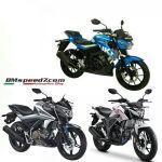 Perbandingan Spesifikasi All New Yamaha Vixion Vs Suzuki GSX-S150 Vs Honda CB150R