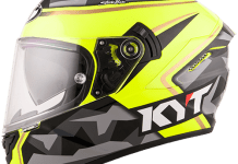 KYT NFR Grafis MotoGp