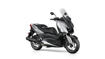 Yamaha XMAX 125 2018 Silver