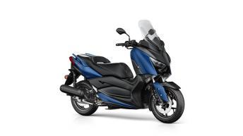 Yamaha XMAX 125 2018 Biru