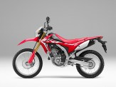 2017 Honda CRF250L Red Side
