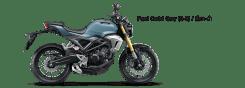 Honda CB150R Exmotion 2017 Grey/Abu-abu
