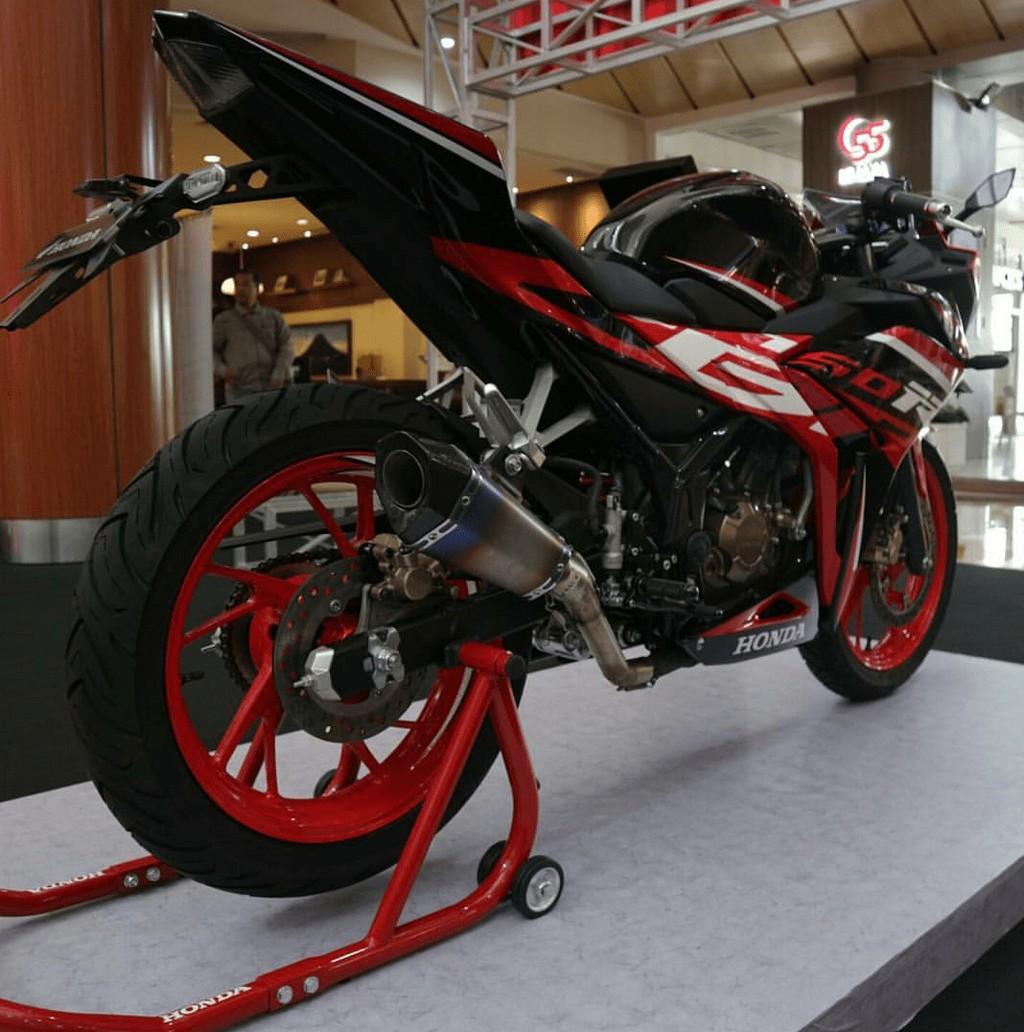 Knalpot Racing CBR150R
