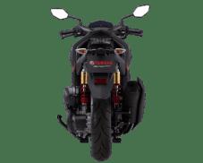 Yamaha Aerox 155 2018 Pakai Shock Tabung Belakang Warna Merah