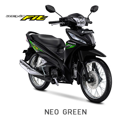 Honda-Revo-Fit-2018-Warna-Hijau