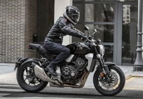 Test Ride Honda CB1000R 2018