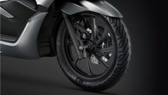 Ban New PCX Thailand Michelin