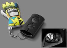 Fitur Keyless Untuk Aerox S Version