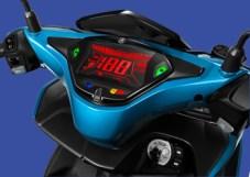 Fitur Speedometer Full digital