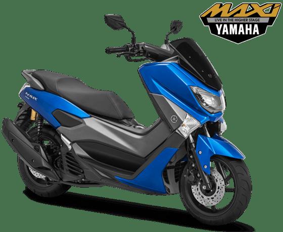 Foto 4 Warna Yamaha Nmax 2018 Terbaru Abs Dan Non Abs Harga Rp 26