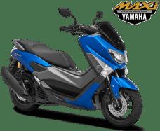 Yamaha NMAX Blue Metallic