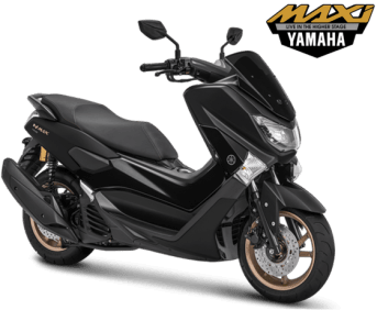 Yamaha NMAX Matte Black