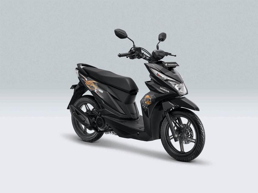 Warna Baru Honda Beat Street 2018 Ada Hitam Dan Putih Harga Rp 16