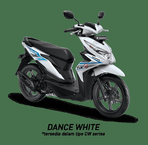 BeAT Terbaru 2019 Putih