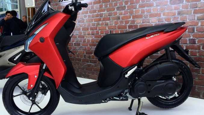Hasil gambar untuk yamaha lexi 125cc