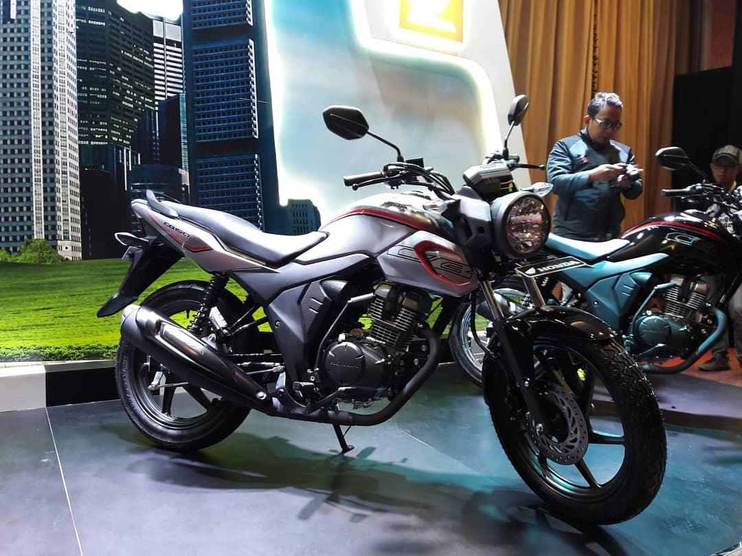 All New Honda CB150 Verza Dibanderol Rp 19 Jutaan | Gilamotor