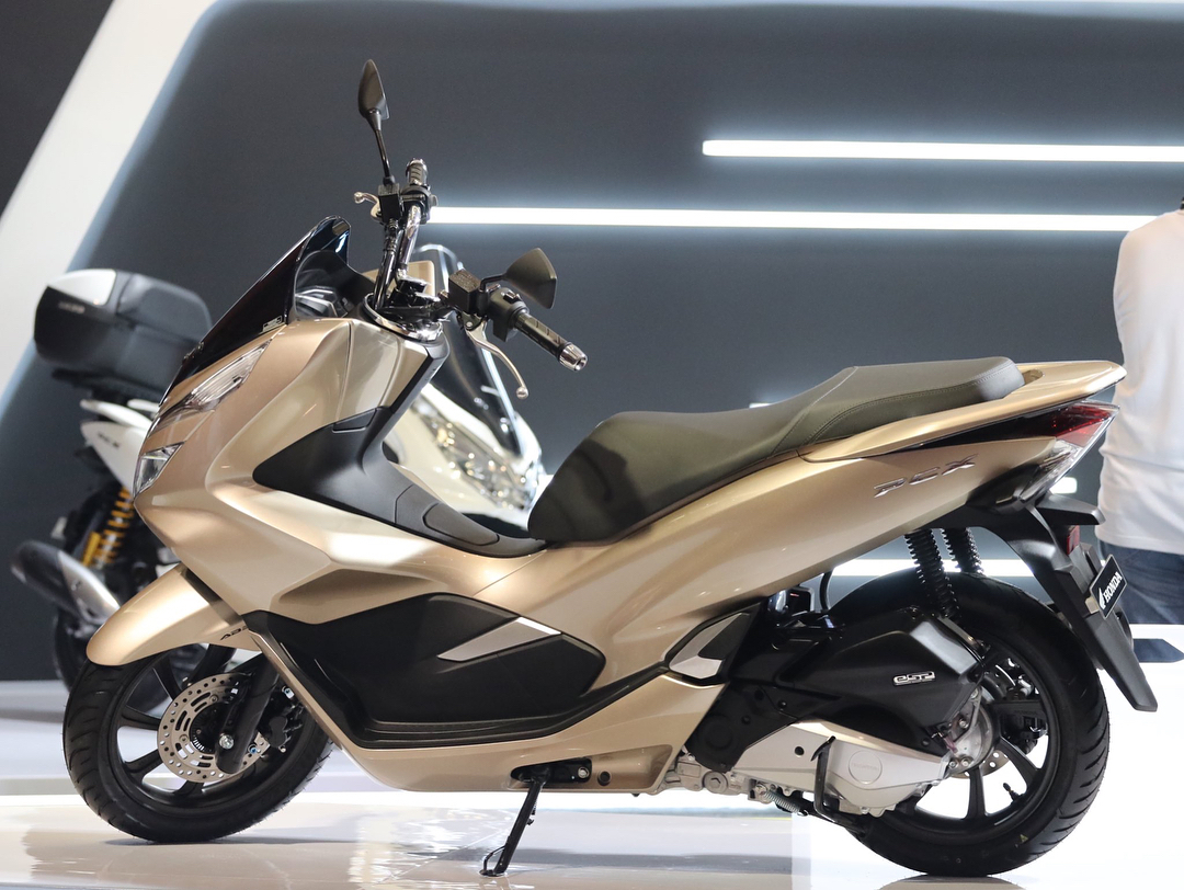 Gambar Honda Pcx Hybrid 2020 Lihat Desain Oto