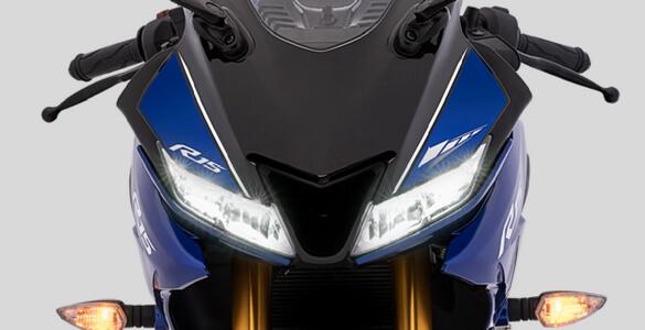Lampu Yamaha R15 V3