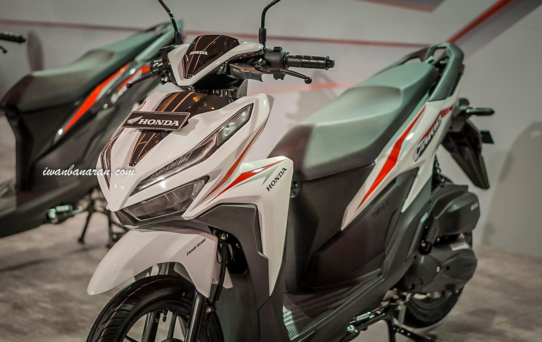 Harga Honda Vario 125 Terbaru 2018 CBS ISS Ada 4 Pilihan Warna