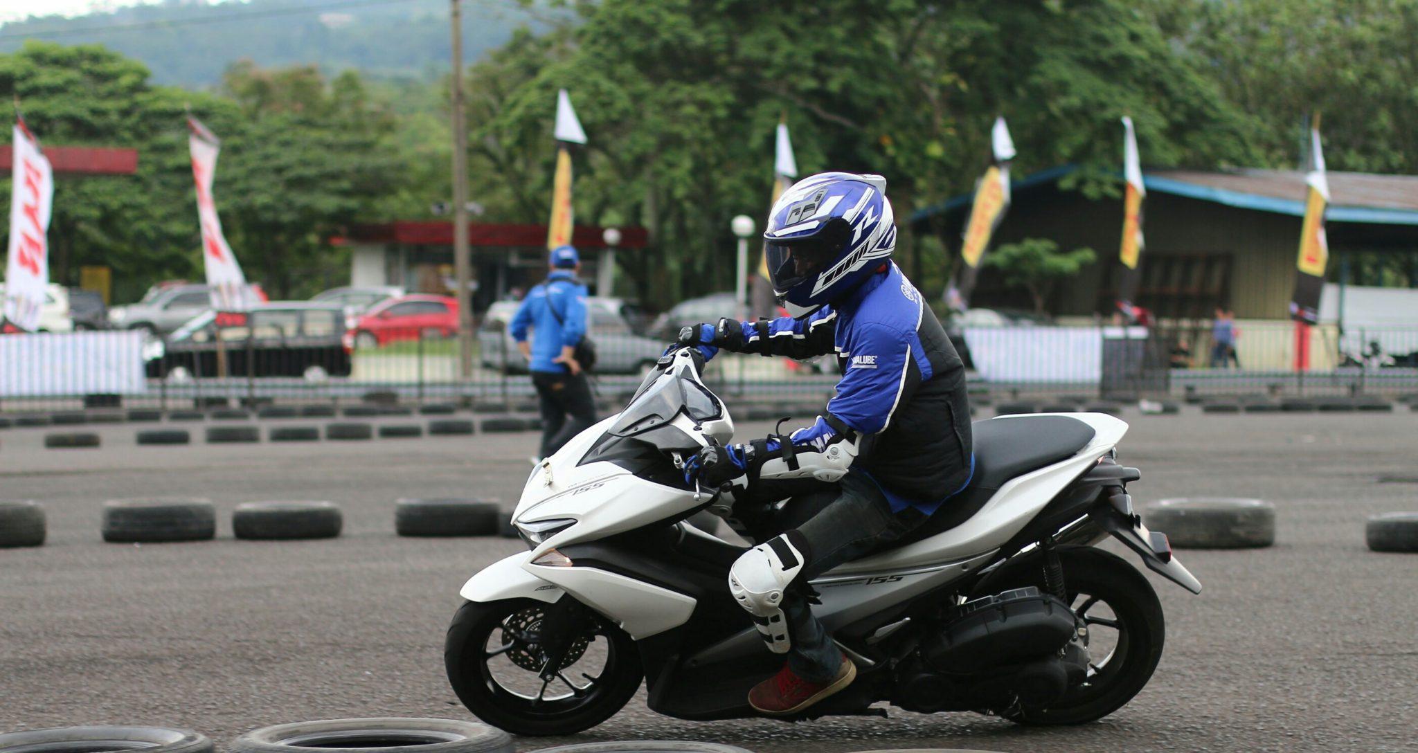 Nama Yamaha Aerox di negara lain