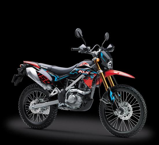 7 Harga Motor Kawasaki Klx 2020 Terbaru Spesifikasi 150cc 250cc