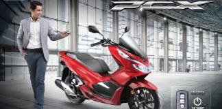 Honda PCX 150 2018 Malaysia