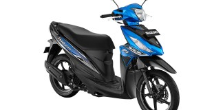 Suzuki Address Fi 2018