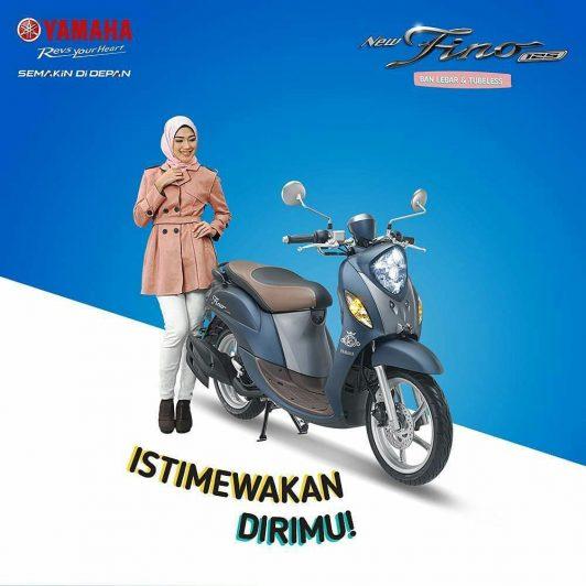 Yamaha Fino 2019