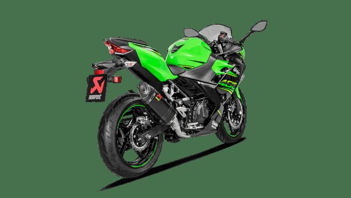 Akrapovic Ninja 250 2018