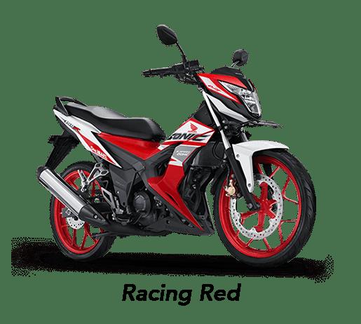 Sonic Merah Putih