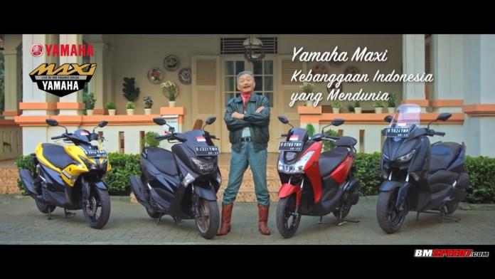 TVC Maxi Yamaha