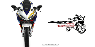 Modifikasi Honda CBR250RR