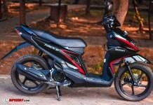 Suzuki Nex II 2019 Titan Black