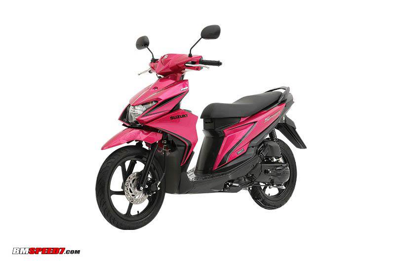 Suzuki Nex II Pink