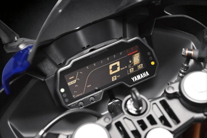 Speedometer R125 2019