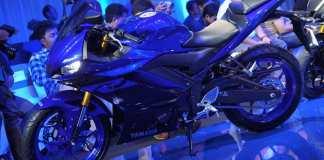 Gambar Yamaha R25 2018