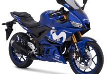 Yamaha New R25 Movistar
