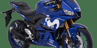 Yamaha New R25 Movistar