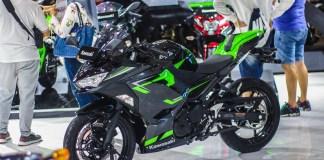 Kawasaki Ninja 2019 Hijau MDP