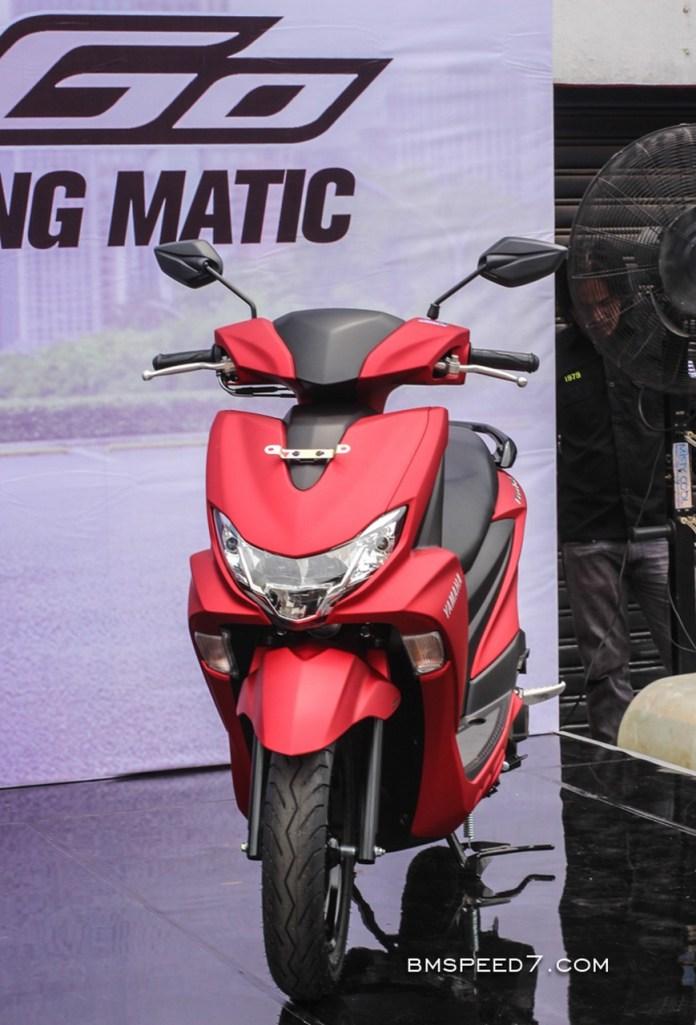 Yamaha FreeGo 2019