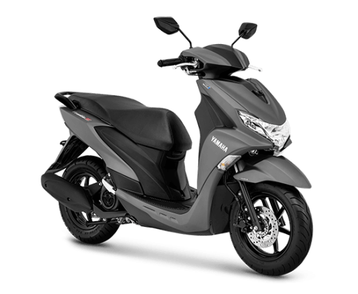 Yamaha FreeGo Grey