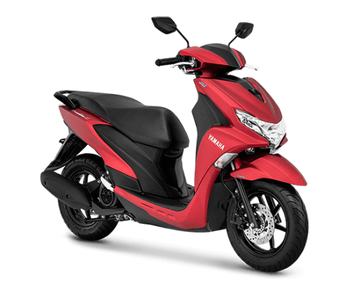 Yamaha FreeGo Matte Red