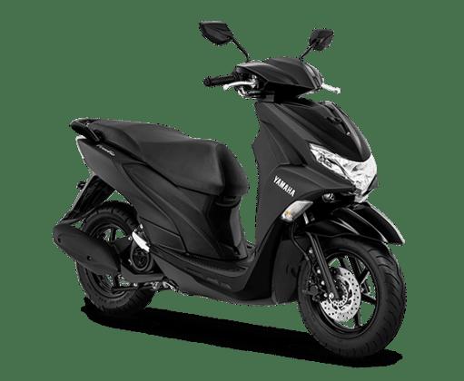 Yamaha FreeGo Hitam Doff
